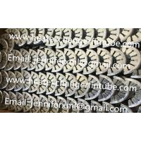 Quality Galvanized Steel Sheet Spacer Rings For Wrapped Tension Fin Tubes for sale