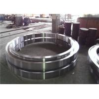 Quality Carbon Steel Forged Steel Rings / 30CrMo /50Mn High Strength/DIN 1.4462/C45 for sale