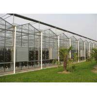 Quality Agricultural Modular Greenhouse Strong Coating Toughness Design Shouguan for sale