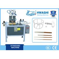 Quality Fully Automatic Mental Wires Butt - Welding Machine , Wire / Copper Pipe Butt Welding Equipment for sale