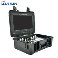 Quality Portable COFDM Monitor Hd Receiver Box , Wireless Video Transmitter And Receiver for sale