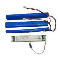 Quality Li-ion Battery Rechargeable Emergency Conversion Kit with 1-3hour Emergency Time for sale