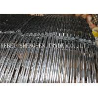 Quality BTO - 22 Galvanized Concertina Razor Wire For Hight Security Fence / Garden for sale