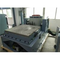 Buy cheap Vibration Test Machine Vibration Table Testing Comply with Standard of MIL-STD 167 product
