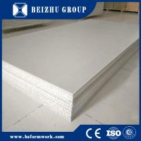 Quality Timber profiled metal decking mivan aluminium formwork plastic wall form work for column for sale