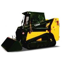Buy cheap 80hp Compact Multi Terrain Track Loader from wholesalers