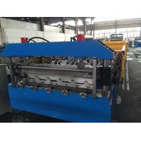 5.5KW Motor Corrugated Colour Steel Roofing Sheet Roll Forming Machine Automatically