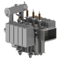 Quality 30KVA-2500KVA Oil Immersed Transformer , 3 Phase Power And Distribution Transformer for sale