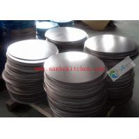 Buy cheap Aluminum circle,triply circle, clad metal for cookware,kitchenware used and deep drawing from wholesalers