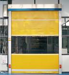Quality High Speed Fabric Garage Door Canada for sale