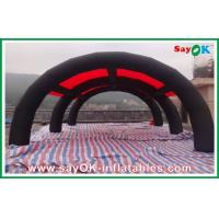 China Transparent PVC Cloth Inflatable Air Tent Dome For Wedding Party / Events on sale