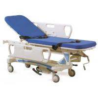 Quality Multi - Functional Ambulance Stretcher Trolley , Hospital Medical Patient Trolleys for sale