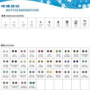 China Huagui Arm 2 Heads 2 Color Round Laser Dmc Hot fix Rhinestones Machine For Home Textile on sale