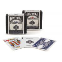 Quality Poker Cheat Bicycle Prestige Marked Cards 100% Plastic Invisible Poker Playing Cards for sale