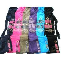 China Wholesale Juicy Womens Tracksuits on sale