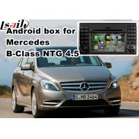 Quality Mercedes benz B class mirror link android car navigation 8 or 16 GB ROM NTG 4.5 for sale