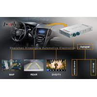 Quality WINCE 6.0 Cadillac Navigation Video Interface Box with TV / Bluetooth /  Reversing Assist for sale