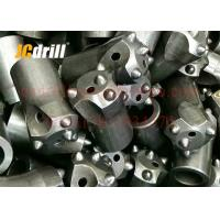 Quality Blasting / Mining Tapered Drill Bits , Industrial Drill Bits Cold Pressing for sale