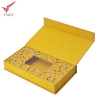 Quality Vintage Style Cosmetic Paper Box Small Magnetic Cardboard Gift Box for sale