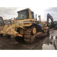 Quality CAT Ripper Second Hand Bulldozers 141KW Engine Power Good Condition D6R for sale