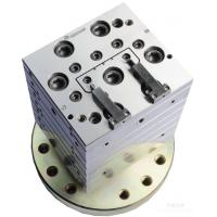 Buy cheap Customized Diameter and Length Plastic Extrusion Molding Tooling mold product