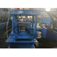 China Durable Cold Metal H Beam Purlin Roll Forming Machine With Long Service Life on sale