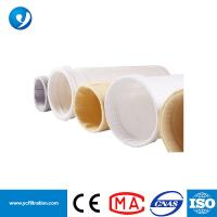 Quality Industrial PPS and PTFE Dust Collector Media Filter Bag, Bag Filter for sale
