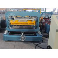 Quality Anti Rust Roller Metrocopo Steel Roof Tile Roll Forming Machine with CE for sale