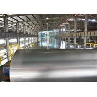 Quality Polished Hot Dipped Galvanized Steel Coils / SS400 Steel Strip Coil for sale