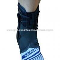 China Dynamic Ankle Foot Orthosis Neoprene Material For Ankle Support on sale