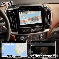 Buy GPS Car Navigation Box video interface for Chevrolet Traverse Mirror Link at wholesale prices