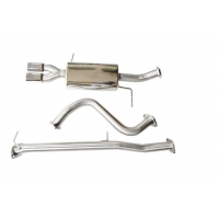 Quality 1.5mm Stainless Steel Downpipes For FORD Fiesta ST 2014-2019 for sale