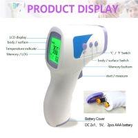 Quality Electronic Body Forehead Thermometer for sale