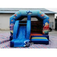 Quality Commercial outdoor ocean park kids combos with slide for amusement park from Sino factory for sale