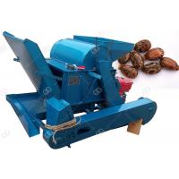 Quality Castor Seed Automatic Cashew Peeling Machine Ricinus Communis High Shelling Rate for sale