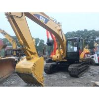 China Caterpillar 320CL Used Cat Excavator With Hydraulic Breaker Original Japanese Engine on sale