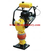 Quality Petrol Rammer Tamping Rammer Machine Vibratory Rammer Bellows for sale