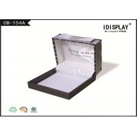 Rectangle Luxury Jewellery Gift Packaging Boxes Custom Logo Printed