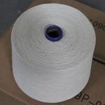 Quality OCS Certified 55% Hemp Yarn 45% Organic Cotton Blend Thread 16Ne for Weaving / Knitting for sale