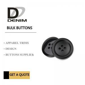 Quality Professional Bulk Clothing Button Large Size Fot Suit & Pants for sale