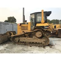 Buy cheap 218L Fuel Capacity Used CAT Bulldozer D5M CAT 3116T Engine 6 Way Blade from wholesalers
