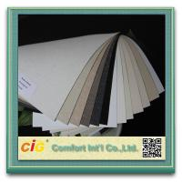 Quality 0-5% openness Sunscreen Fabric 70%PVC 30%Polyester Fabric pvc sunscreen For Roller blind for sale