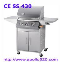 China Patio Outdoor Grills Gas BBQ on sale