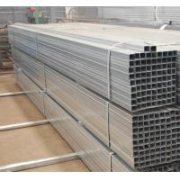 Quality Hot Dipped Square and Rectangle Galvanised Steel Pipe Tube 6m Length ASTM GB Standard for sale