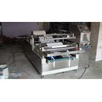 Buy cheap Stainless Steel Trim Cutting Slitter Rewinder Machine 60-100 M / Min Production Speed product