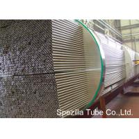 China Cold Drawn Seamless Copper Nickel Tube , SB111 C44300 Aadmiralty Brass Tube on sale