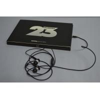 Buy cheap Wear Resisting 5 Artwork Lcd Video Card For Car With Smart Buttons & Headphone product