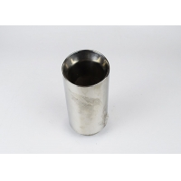 Quality Stainless Steel Gloss Polishing Slant Cut Truck Exhaust Tip for sale