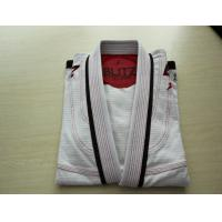 Quality Custom made White Gi Brazilian Jiu Jitsu Martial Arts Clothing in All Size for sale