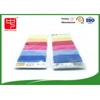 Quality Logo printing hook and loop cable tie Small packing Supermarket goods for sale